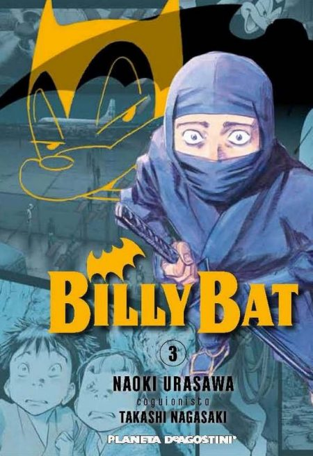 BILLY BAT 03