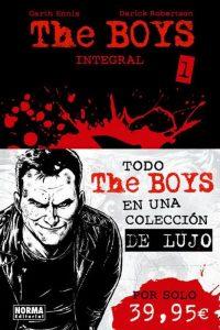 THE BOYS INTEGRAL 01