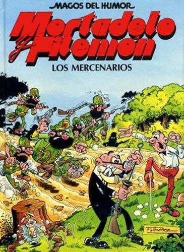 MAGOS DEL HUMOR 36 MORTADELO Y FILEMON