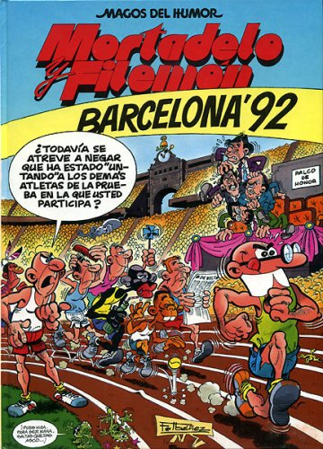MAGOS DEL HUMOR 41 MORTADELO Y FILEMON