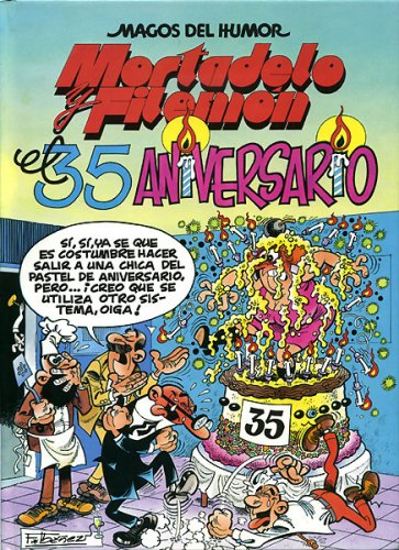 MAGOS DEL HUMOR 46 MORTADELO Y FILEMON
