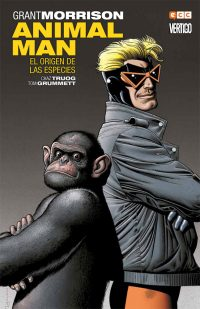 ANIMAL MAN DE GRANT MORRISON 02