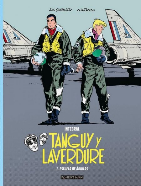 TANGUY Y LAVERDURE INTEGRAL 01
