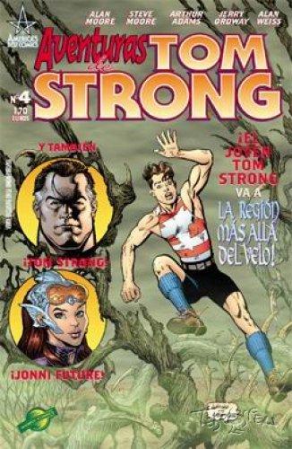 AVENTURAS DE TOM STRONG 04
