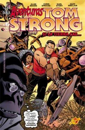 AVENTURAS DE TOM STRONG 06