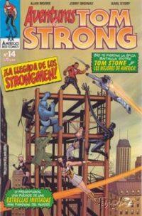 AVENTURAS DE TOM STRONG 14