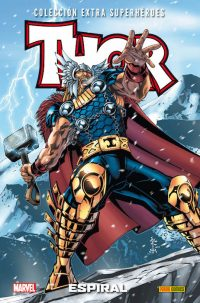 EXTRA SUPERHÉROES THOR 05