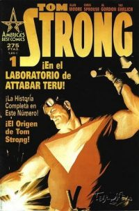 TOM STRONG 01