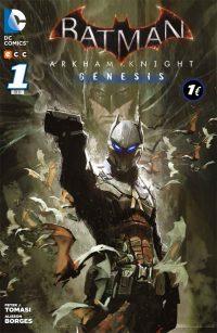 BATMAN ARKHAM KNIGHT GENESIS 01