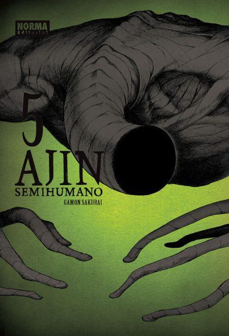 AJIN (SEMIHUMANO) 05