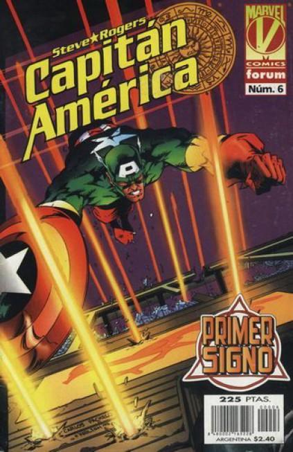CAPITÁN AMÉRICA STEVE ROGERS 06
