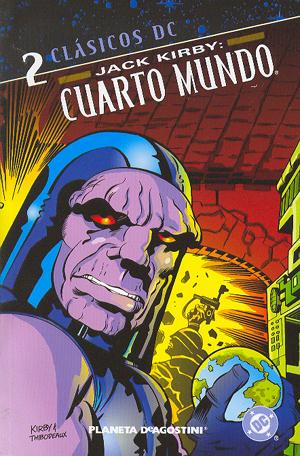 El cuarto mundo de Jack Kirby Clásicos DC 02 | Librería Guillermo