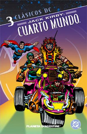 El cuarto mundo de Jack Kirby Clásicos DC 03 | Librería Guillermo